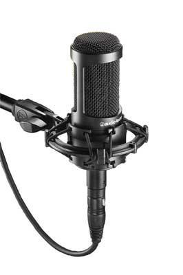 I10E24 - AUDIO-TECHNICA AT2035, Kondensator Mikrofon Niere