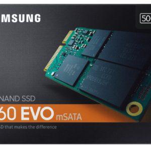 I12L26 - SSD  500 GB MicroSATA SAMSUNG 860 Evo [MZ-M6E500BW]