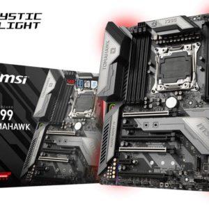I14K07 - MSI X299 TOMAHAWK AC ( Intel X299 - Socket 2066 ) 4 x PCIe 3.0
