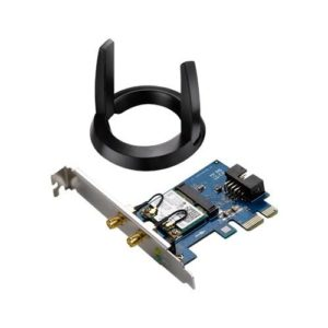 I20D19 - ASUS PCE-AC55BT Dual-Band Wireless-AC1200 Bluetooth 4.0 PCI-E Adapter