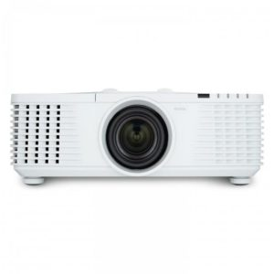 I25D14 - VIEWSONIC Projecteur PRO9800WUL WUXGA OSRAM370W 1920 x 1200, 5500 lm, 6000:1, RMS 2x 7 W, 2x HDMI, 2x VGA, S-Video, 3.5mm, USB, SD, BNC, DVI-D, VGA, RS-232, 445 x 325.5 x 147.8 mm, 8290 g