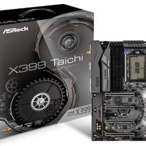 I25H06 - ASROCK X399 Taichi ( AMD X399 - Socket TR4 ) 4 x PCIe 3.0