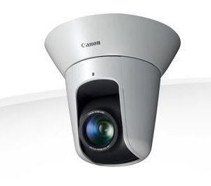 I26A01 - CANON Caméra réseau VB-H43 Indoor, PTZ, 1080p, 20x Zoom, Silber [9902B001]