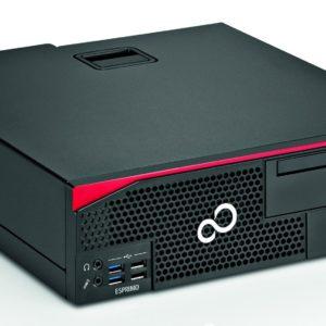 I29E01 - FUJITSU Esprimo D556 - Intel i5-7600/8GB/SSD 256GB/DVDRW/Windows 10 Pro - [VFY:D5562PP781CH]