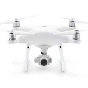 I29X14 - DJI Phantom 4 Pro Drone Blanc Capteur 13 20 Mégapixels Obturateur mécanique évitement d obstacles à 360° [6958265138416]