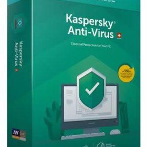 I30H03 - KASPERSKY Antivirus (1 an / 1 PC) Upgrade