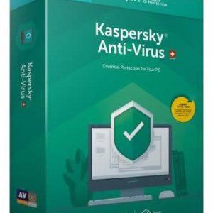I30H04 - KASPERSKY Antivirus (1 an / 1 PC)