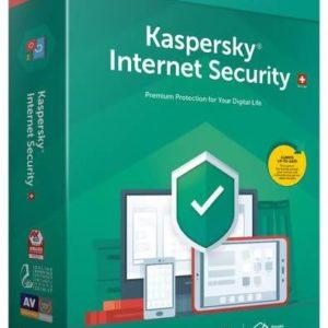 I30H06 - KASPERSKY Internet Security (1 an / 3 PC) Upgrade