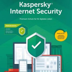 I30H07 - KASPERSKY Internet Security (1 an / 3 PC)