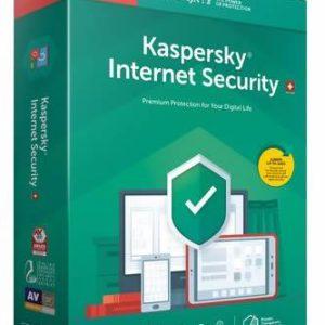 I30H08 - KASPERSKY Internet Security (1 an / 5 PC) Upgrade