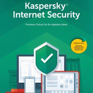 I30H09 - KASPERSKY Internet Security (1 an / 5 PC)