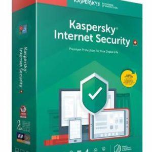 I30H10 - KASPERSKY Internet Security (1 an / 1 PC)