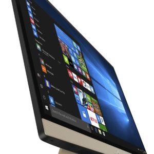 """J01E25 - PC-ASUS Vivo AiO V272UNT-BA009T - i7-8550U/27"""" Touch/2x8Gb/SSD256Gb + Hdd 1000Gb/GeForce MX150/Windows 10 Home"""