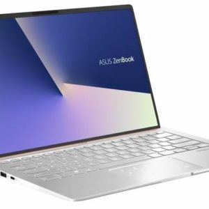 "J02K08 - ASUS ZenBook 14 UX433FA-A5047R - Intel i5-8265U/14""/8Gb/SSD 256GB/NumberPad/Windows 10 Pro"