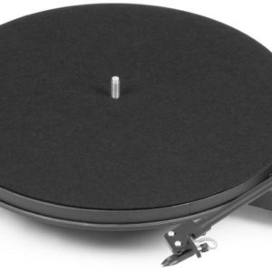 J06F69 - PRO-JECT Elemental Phono USB, grau Manueller Plattenspieler, Phono & USB [Elemental Phono USB grau]