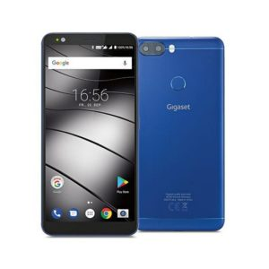 "J07B12 - GIGASET GS 370 Plus 64GB blue DS, 5.7"", 1.5GHz Octa-Core, 4GB RAM, 13MP"
