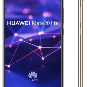 "J10X05 - HUAWEI Mate 20 Lite gold DS, 6.3"", 2.2GHz Octa-Core, 4GB RAM, 20MP [51092RAQ]"