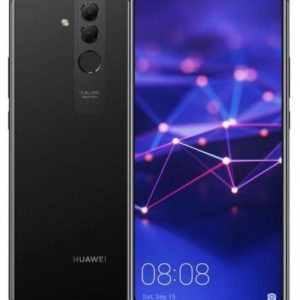 "J10X06 - HUAWEI Mate 20 Lite black DS, 6.3"", 2.2GHz Octa-Core, 4GB RAM, 20MP [51092RAK]"