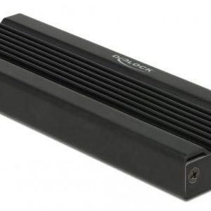 J15K04 - Delock - Boitier externe pour SSD M.2 NVMe PCIe - USB Type-C (USB 3.1 Gen 2) - [42600]