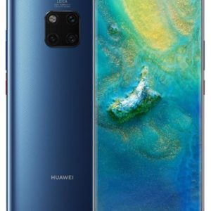 "J17J12 - HUAWEI Mate20 Pro blue DS, 6.39"", 2.6GHz Octa-Core, 6GB RAM, 40MP [51092WYY]"