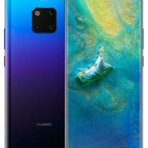 "J17J14 - HUAWEI Mate20 Pro twilight DS, 6.39"", 2.6GHz Octa-Core, 6GB RAM, 40MP [51092XAD]"