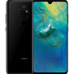 "J17J15 - HUAWEI Mate20 Black DS, 6.53"", 2.6GHz Octa-Core, 4GB RAM, 16MP [51092WYE]"