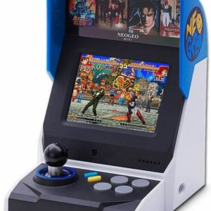 J17J27 - SNK NEOGEO Mini console inclus 40 Games [420784]