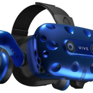 J19D06 - HTC Vive Pro Virtual Reality Headset [99HANW017-00]