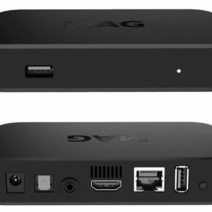 J21H03 - INFOMIR MAG322, IPTV Set-Top Box Linux Receiver, 1GB RAM