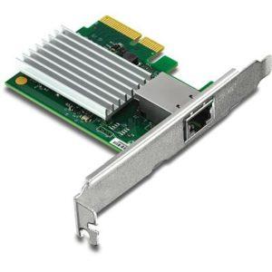 J21X07 - TRENDNET Carte réseau PCI Express 10 Gigabit [TEG-10GECTX]