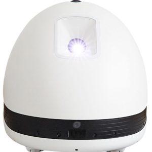 J22J04 - Modèle exposé KEECKER Robot multimédia vidéoprojecteur Keecker à commandes vocales 160 Go [K1-032GB0WR-02A]