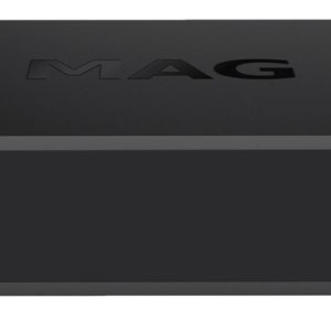 J23C33 - INFOMIR MAG349, IPTV Set-Top Box Linux Receiver, WiFi integriert, 1GB RAM [31544]