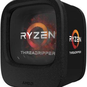 J24H05 - AMD Ryzen Threadripper 1900X 8-Core [Socket TR4 - 16Mb - 3.8 GHz - CMOS 14nm - 180W] - sans Ventilateur