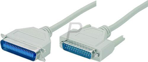 P100096 - Cable Bi-Directional // DB25M -> C36M , 2 m
