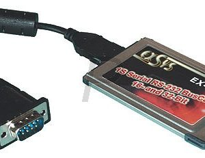 P400620 - PCMCIA - Série - EXSYS - 1x RS-232 - [EX-1350]