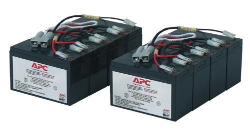 RBC12 - APC Batterie de remplacement  12 [RBC12]