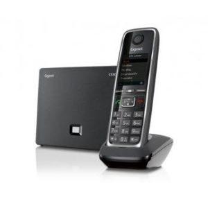 S30852H2506F101 - GIGASET C530IP téléphone Internet, sans fil, écran: numérique, en couleur, graphique, éclairé [S30852-H2506-F101]
